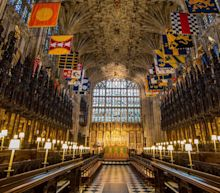 St George's Chapel: inside the royal family's parish church