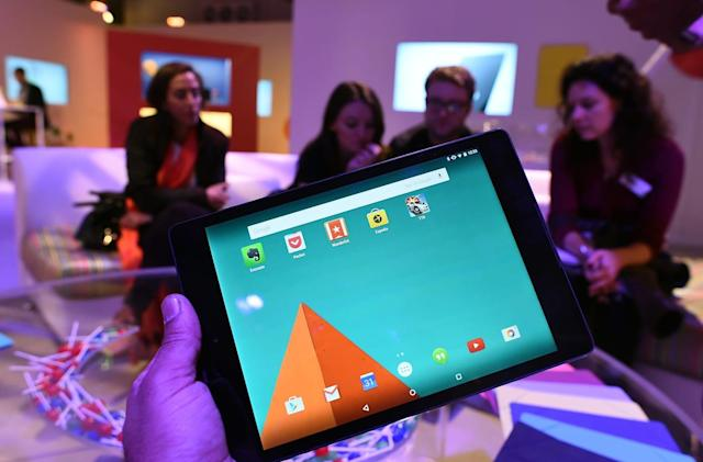 You can get the Nexus 9 for 40 percent off, but only today