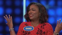 Steve Harvey is predictably thrown off by 'vajayjay' answer on 'This Week in Game Shows'