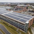 DTE Energy partners with Ford Motor Company on new rooftop solar installation and battery storage technology