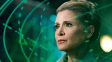 Carrie Fisher will appear in Star Wars Episode 9, family confirms