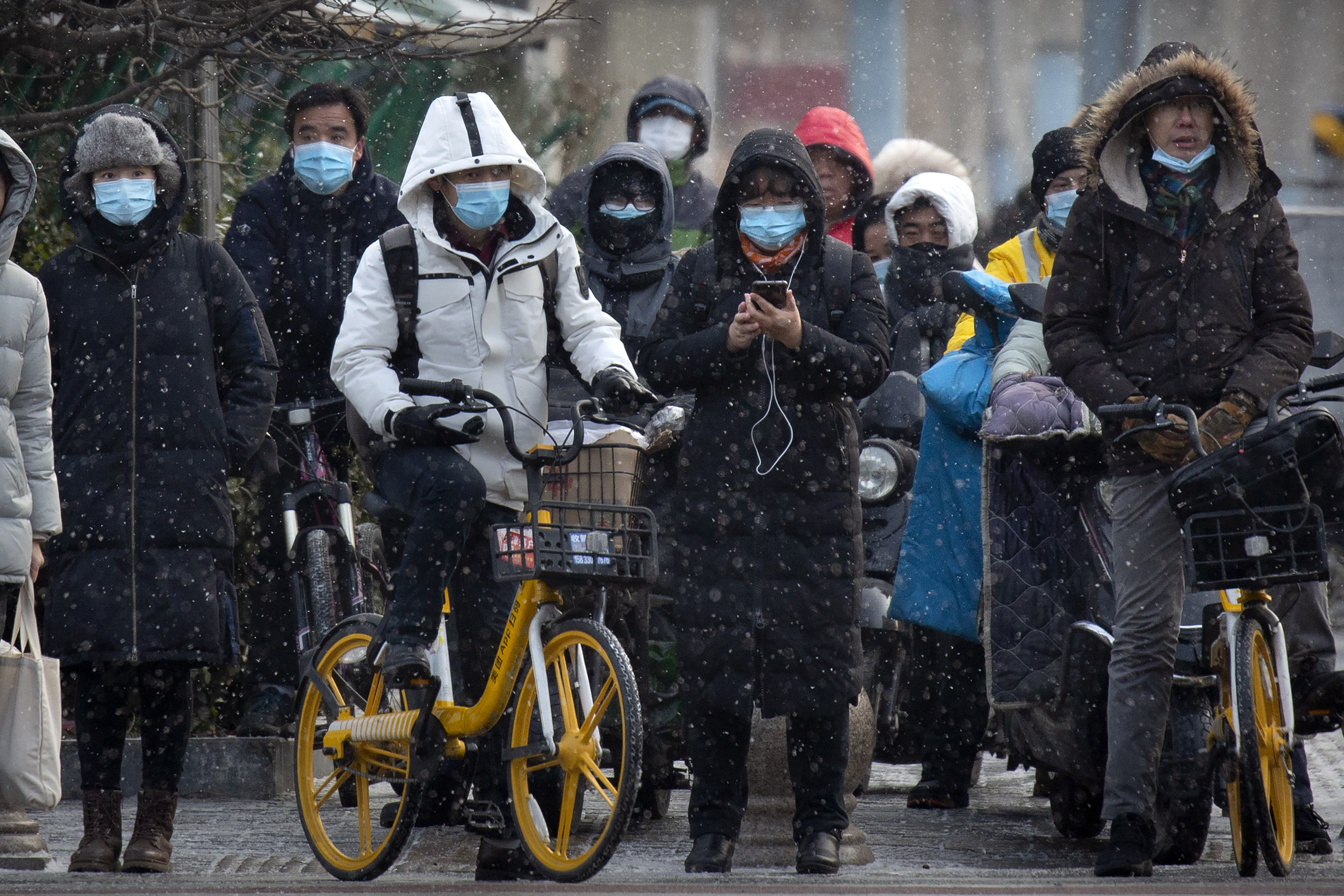 Asia Today: China sees virus outbreaks across its northeast
