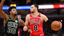 Boston's away game at Bulls on Monday, Jan. 25 to start hour later