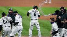 MLB roundup: Blackmon, Rockies slam past Angels