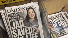 NY Daily News slashes staff in half