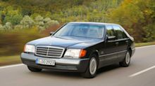 Mercedes 600 SEL (W 140): Unterwegs in der XXL-S-Klasse