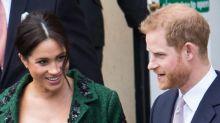 Meghan und Harry: Neue Biografie könnte Unruhe im Königshaus stiften
