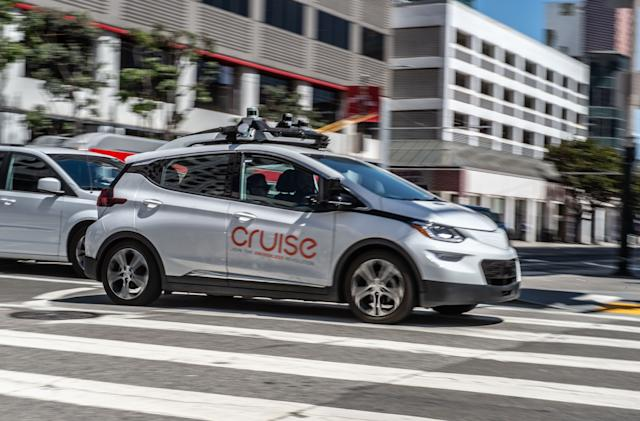 GM will test fully driverless cars in SF later this year