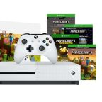 One of the best early Black Friday gaming deals: Get an Xbox One S Minecraft bundle for $199 at Walmart