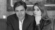 Princess Beatrice threw an engagement party last night