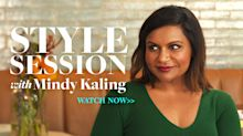 Mindy Kaling Says She Feels Most Beautiful in Sweatpants—& Glitter
