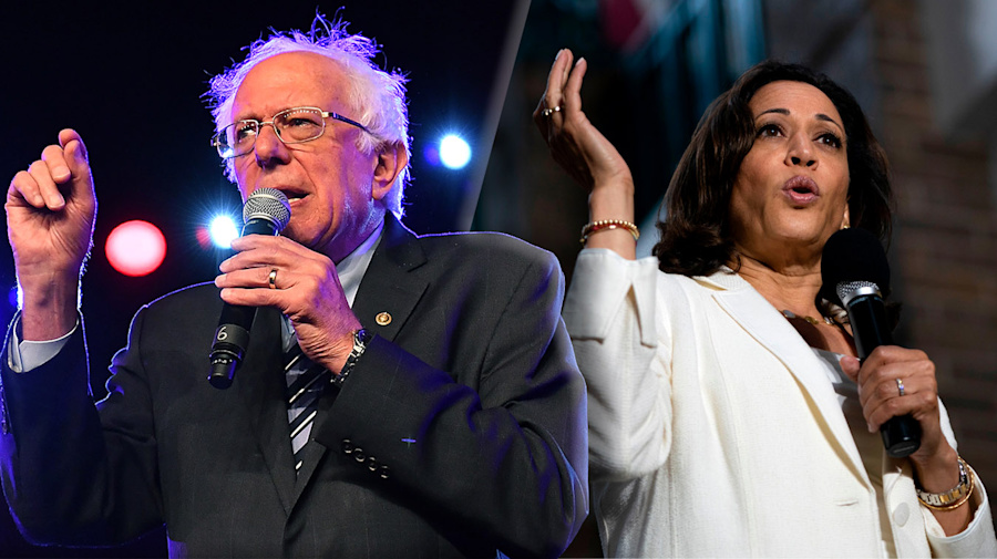 Sanders knocks Harris on Medicare for All