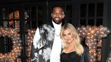 Tristan Thompson caught kissing other woman?