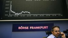 Bolsas europeas suben, coberturas posiciones cortas y resultados empresas contrarrestan débiles cifras PMI