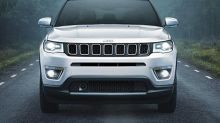 1,200 Jeep Compass units recalled for airbag defect in India