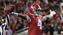 College Fantasy Football WR Draft Rankings: Another future NFL star out of Alabama?