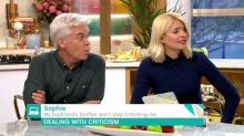 Holly Willoughby accuses man of fancying the woman he's 'fat-shaming'