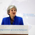 Britain's May tries to break Brexit deadlock with offer of 'new deal'
