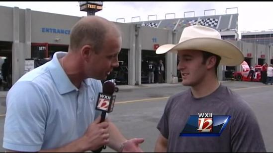 One on one with Austin Dillon