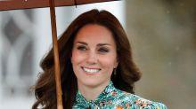 Kate Middleton luce majestuosa tras anuncio de su tercer embarazo