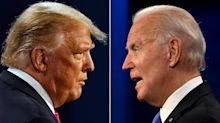 'I'll be President of the United States...': Key moments from the final Trump, Biden U.S. presidential debate