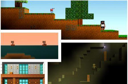 Daily iPhone App: The Blockheads is another great take on sandbox survival
