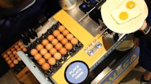 Meet AUSCA, the Singapore-made robot that can serve up eggs