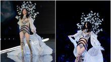 Ming Xi, el ángel caído de Victoria's Secret
