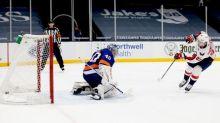 Islanders fall 1-0 to Capitals in shootout on Evgeny Kuznetsov's decisive goal