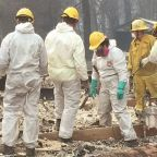 Search Teams Sift Through Torched Neighborhoods in Northern California