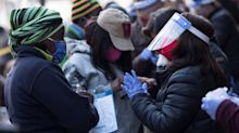 Nuevos casos de COVID-19 en Chile retrocedieron un 2 % en los últimos siete días