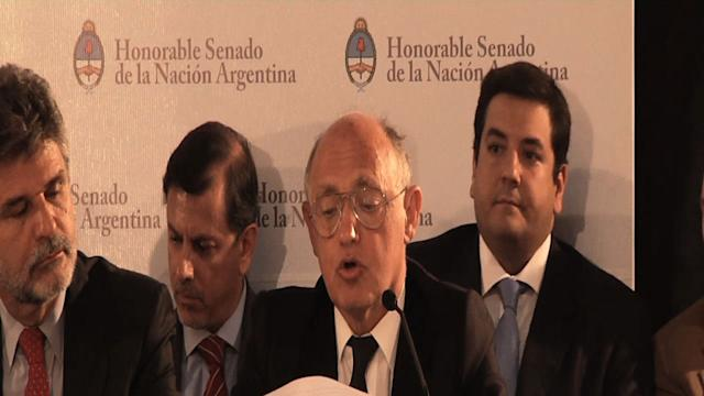 Argentina Foreign Minister Defends Iran Deal