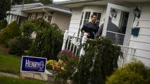 Knock, knock with an app: the US door-to-door campaign ritual