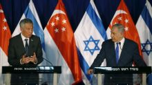 Israeli PM Netanyahu to meet PM Lee, President Tony Tan in Singapore: report