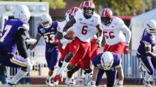 In FCS, it's probably spring season or NFL draft, but not both in 2021