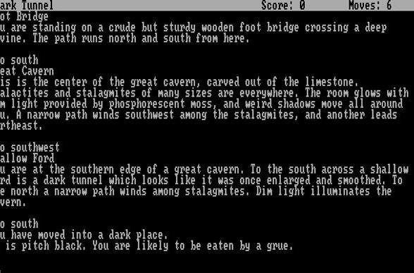 Creators of Zork to accept Pioneer Award at DICE Summit, hide WIRED interview behind new text adventure