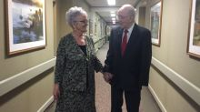 Romantic connection made at Regina retirement residence