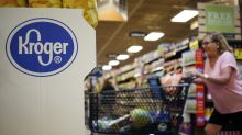 Overstock Climbs on Report That Kroger Might Be Eyeing Deal