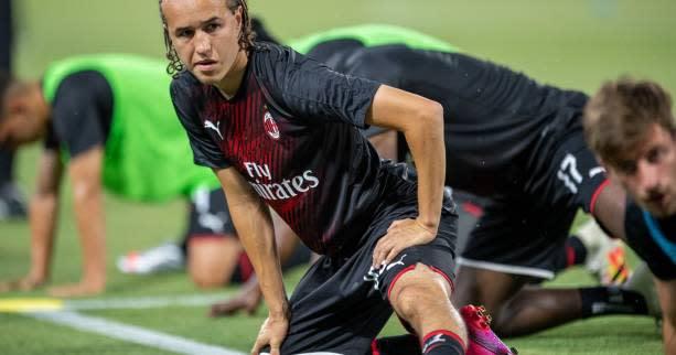 <b>Foot</b> - Transferts - L&#39;international uruguayen Diego Laxalt quitte l&#39;AC Milan pour le Dynamo Moscou