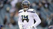 Seahawks WR D.K. Metcalf shares emotional message after George Floyd's death, mass protests