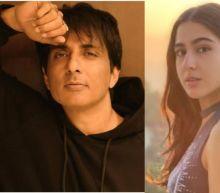 Sonu Sood Hails Sara Ali Khan as 'Hero' After Actress Makes Donation to Sood Charity Foundation