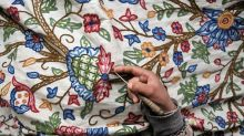 Traditional beautiful embroideries of India that are considered as art
