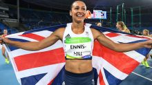 Jessica Ennis-Hill has a message for mums pressuring themselves to get their pre-baby bodies back