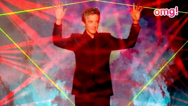 Peter Capaldi is the new Doctor!
