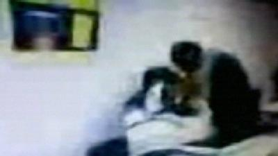 Cell Phone Video Shows Teen Beating Up Classmate