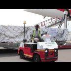 AstraZeneca COVID-19 Vaccines Arrive in Uganda