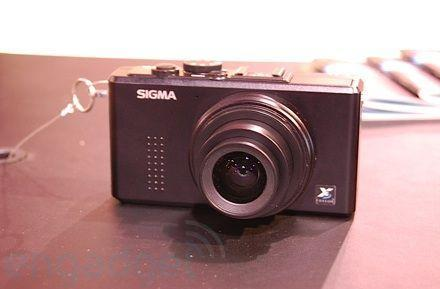 Hands-on with Sigma's DP1