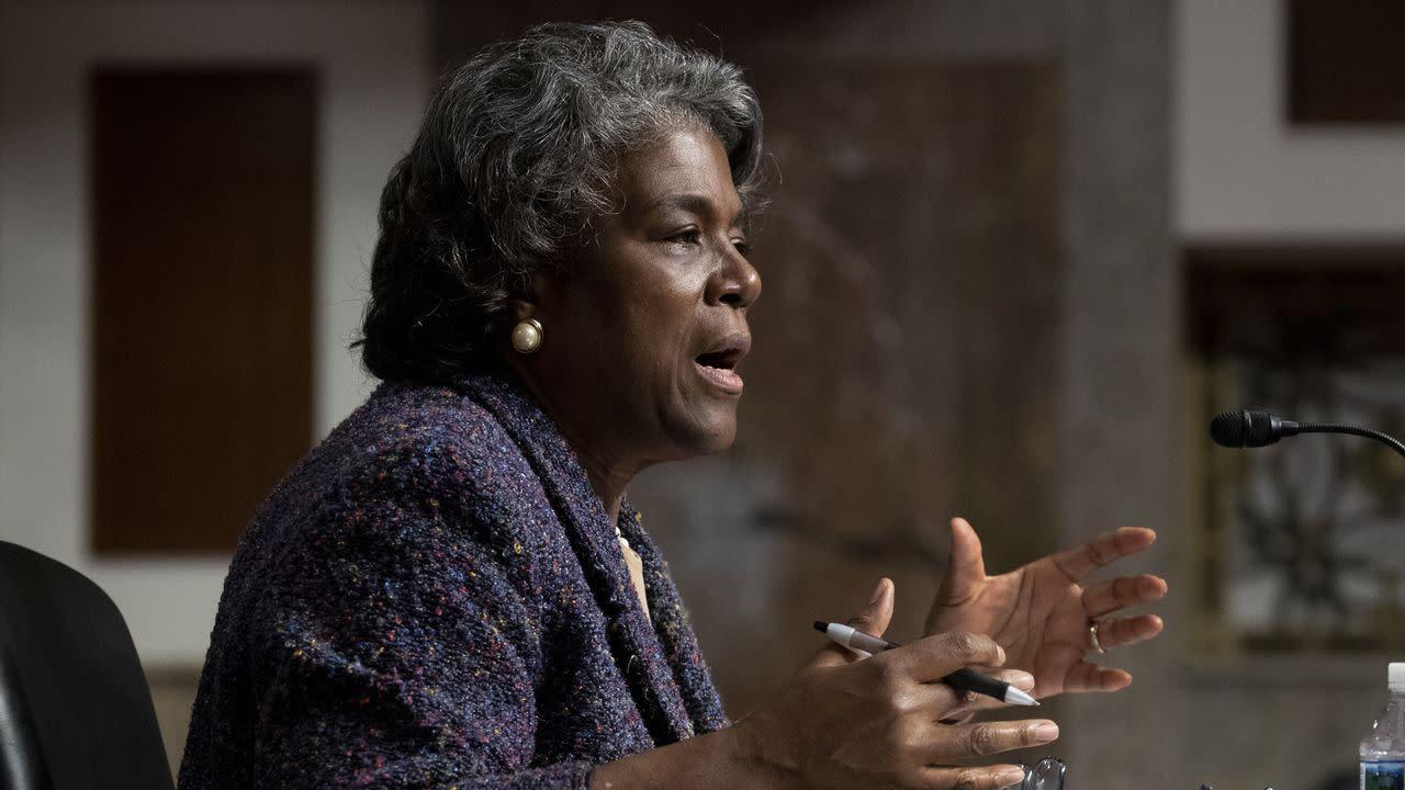 Senate confirms Linda Thomas-Greenfield as UN ambassador