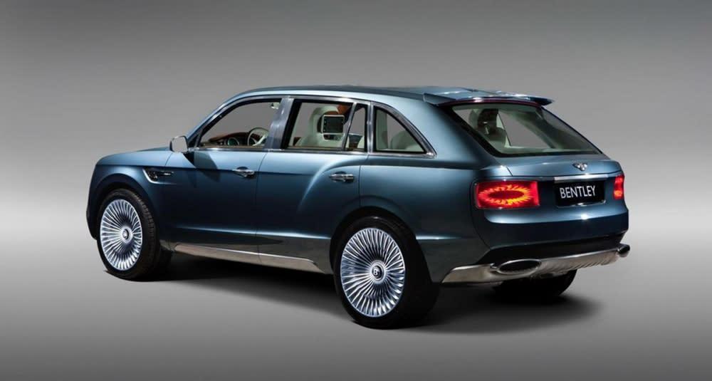 奢華越野者,Bentley再度釋出Bentayga最新官方影片