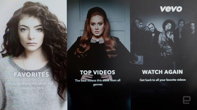 Vevo is planning to launch a music video subscription service